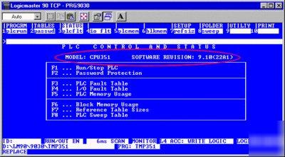 Ge fanuc logicmaster LM90 software