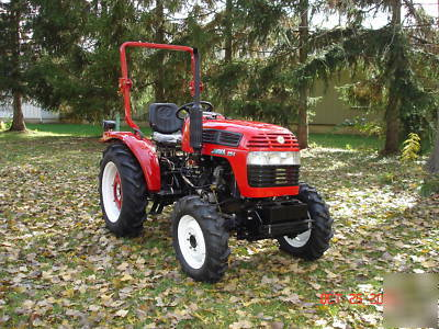 Jinma 254e 25hp Small Farm Tractors With Front End Loader