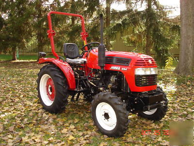 Agricultural Tractor JINMA-254 Best Seller real-time