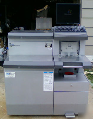 Accutinter 7000 paint colorant dispenser tint machine for Paint tinting machine