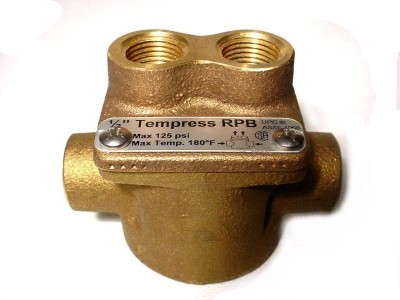 1 2 Tempress Shower Spa Remote Pressure Balance Valve